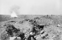 Around one in seven of the 15,000 New Zealand men who fought on the Somme lost their lives, and many more were wounded.